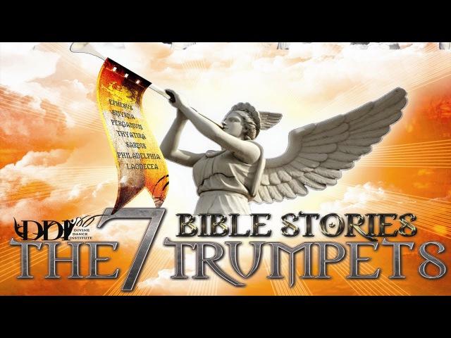 Ирвин Бакстер – Пророчества Последнего Времени – 7 Ангелов и 7 труб из Книги