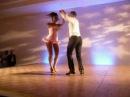 Ataca Jorgie & La Alemana Perform @ the 2009 Sexy & Sensual Latin Dance Festival