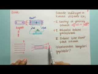 Manyetizma-9 [Lenz Yasası-2]