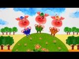 Маша и медведь: Машины сказки - Три поросенка. Развивающие игры для детей | Masha and the Bear