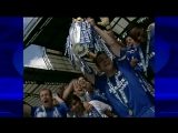 On this day 10 years ago... Chelsea beat Man Utd to lift Premier League title.