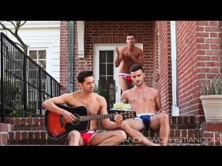 С ДНЕМ РОЖДЕНИЯ ОТ гей группы в контакте художественные гей фильмы.музыка.стихи.