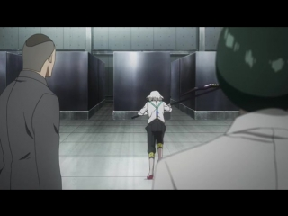 Toukyou Kushu Токийский Гуль 2 Сезон 3 Серия