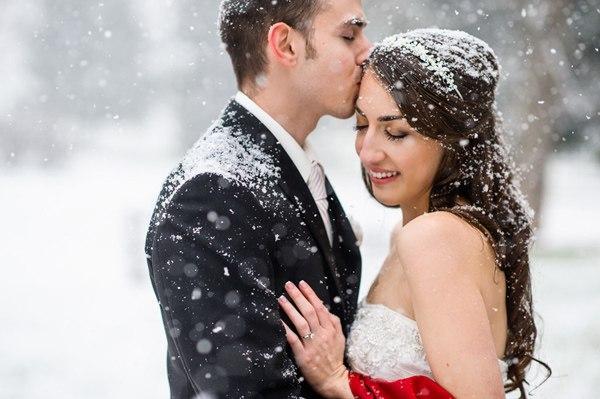 Планирование зимней свадьбы. Советы опытного ведущего на свадьбу.