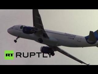 Экстремальная посадка׃ как самолеты приземляются в самом опасном аэропорту Европы