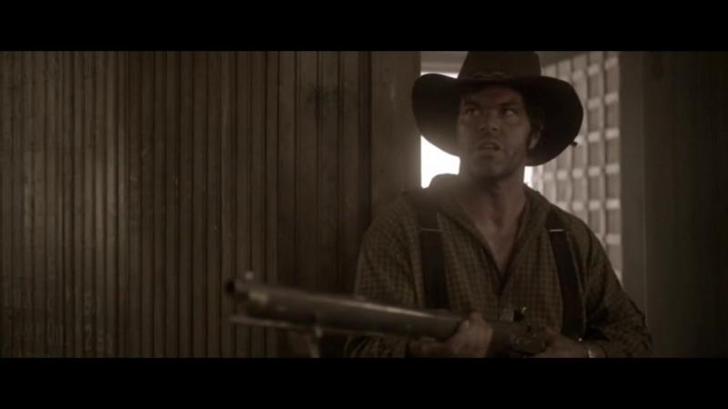 Восстание Техаса. Перестрелка в придорожной забегаловке