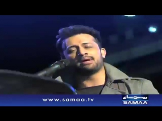 Atif Aslam Concert in Islamabad - News Package - 22 Dec 2015