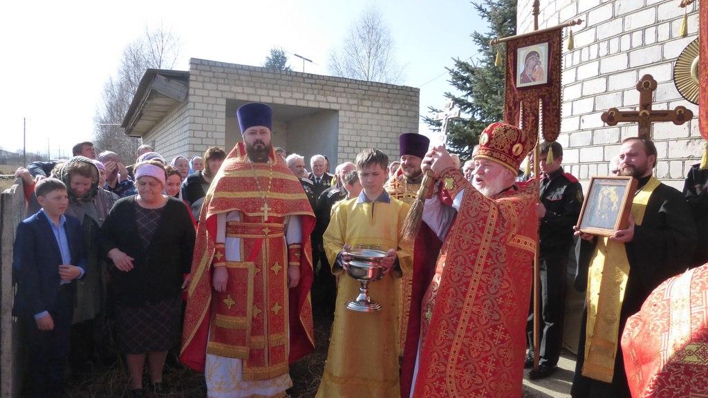 В станице Зеленчукской отметили Престольный праздник