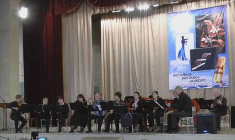 Преподаватели ДШИ «Орфей» из станицы Сторожевой приняли участие в конкурсе преподавателей