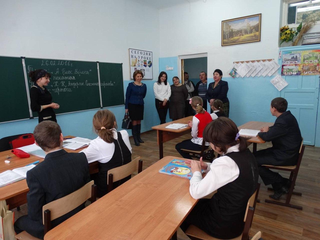 Фото: пресс-служба Министерства Образования КЧР