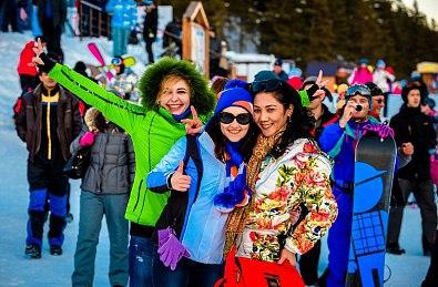 «Дни весны и красоты на горнолыжном курорте «Архыз» с Остапом Бендером, или Тайна 12 стула»