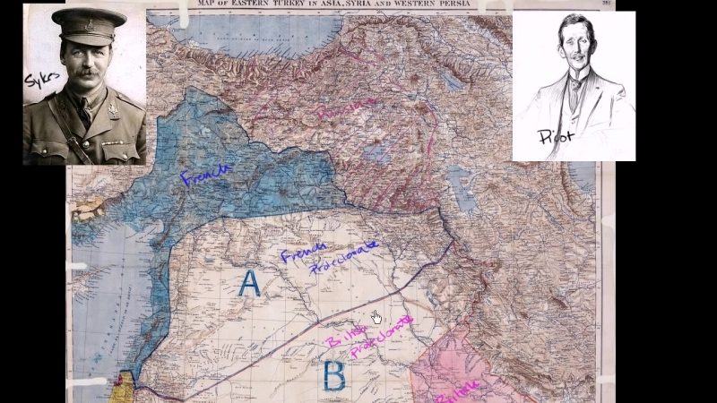 the significance of the husayn mcmahon correspondence sykes picot agreement and balfour declaration  Start studying british mismanagement 1914-1939, quotes sykes picot agreement words of the hussein mcmahon correspondence regarding arab independence.