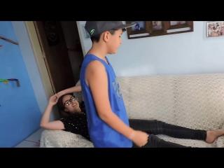 tickle 2016 27 desafio tortura de cócegas