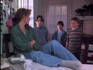Маленькая большая лига  little big league (1994) (комедия, семейный)