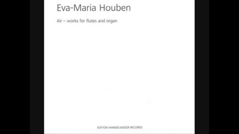 Eva-Maria Houben - Ein Schlummer (A Slumber) (2013)
