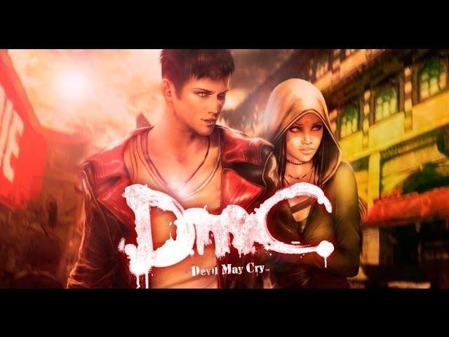 DmC Devil May Cry All Cutscenes Complete Edition Game Movie 1080p
