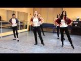 Русь танцевальная 2016 обучающее видео - урок 2