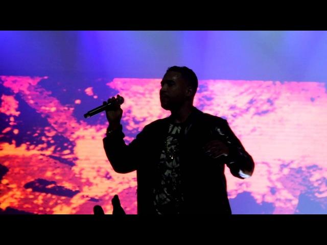Don Omar - Pobre Diabla - Live At Pal Mundo Ahoy Rotterdam