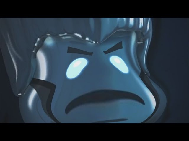 Ninjago Parody Zane laughs at tragic moments and pulls a street fighter