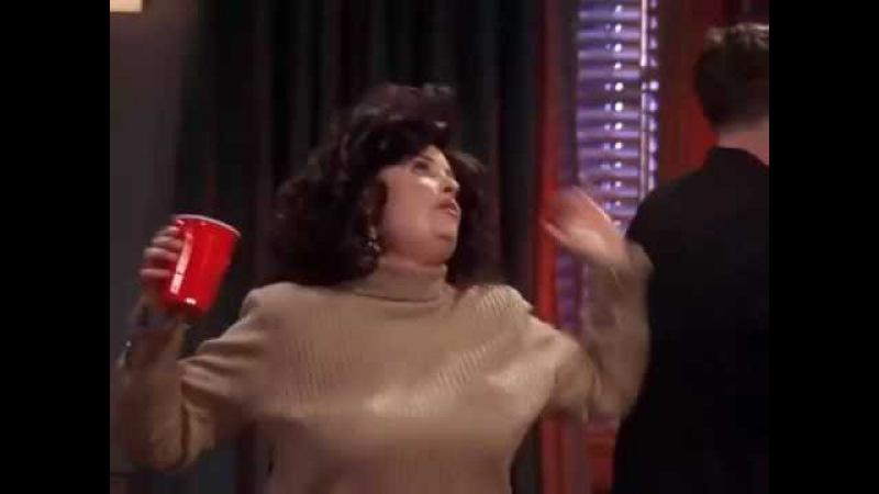 Friends - Monica and Rachel's dance - I'm sooo drunk!