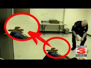 10 ЖЕСТКИХ Видео Задержаний Американских Полицейских. 18+ (Безумный Джокер)