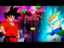 Dragon Ball Super「AMV」- The Awakening [ Vegeta & Goku vs Hit ]