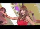 음악중심 - G.NA - Top Girl, 지나 - 탑 걸, Music Core 20110910
