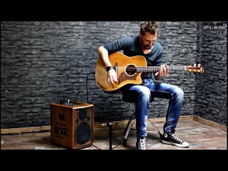 ENGL TV - A101 Acoustic amp demo by Dennis Hormes
