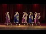Chameli Group -  Kathak: Jagaave Sari Raina & Hamari Atariya