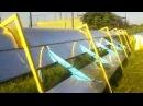 Очень дешевый солнечный коллектор-концентратор Деталь № 6 Корпус абсорбера