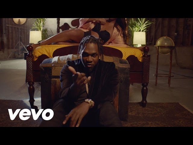 Pusha T - M.P.A. (Explicit) ft. Kanye West, A$AP ROCKY, The-Dream