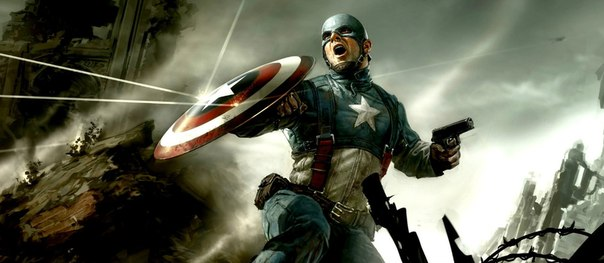 Капитан Америка - Первый Мститель