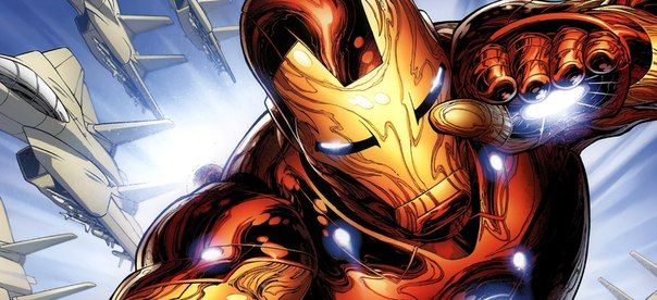 Железный человек - Тони Старк