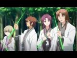 Гора Священного Меча: Пир звёздной пыли / Reikenzan: Hoshikuzu-tachi no Utage [8 из 12] (Гамлетка Цезаревна & 9й Неизвестный)