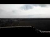 Василий Будик - Взгляд с высоты на промку в Авдеевке.
