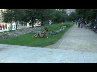 Jenny L Nude in Public 2