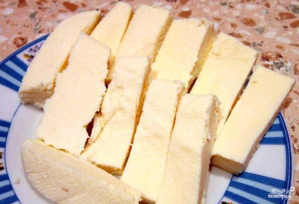 Сыр из картофеля в домашних условиях