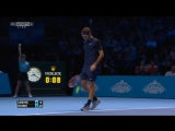 ATP World Tour Finals 2015. Djokovic-Federer.RR