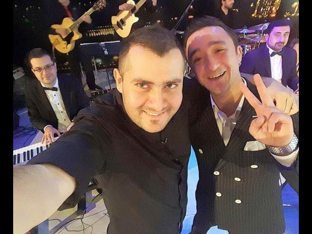 PERVIZ ABDULLAYEV MUSSON GROUP Solo verilishi 2016