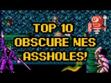 Top 10 Obscure NES Assholes! by Mike Matei