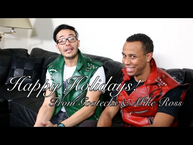 Happy Holidays from Gootecks Mike Ross!