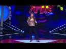 Comedy Баттл Суперсезон Саша 1 тур 23 05 2014