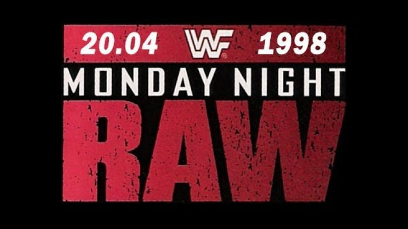 WWF Review 9. RAW 20/04/1998