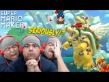 ARE YOU F#KING SERIOUS WITH THIS! SUPER MARIO MAKER #56