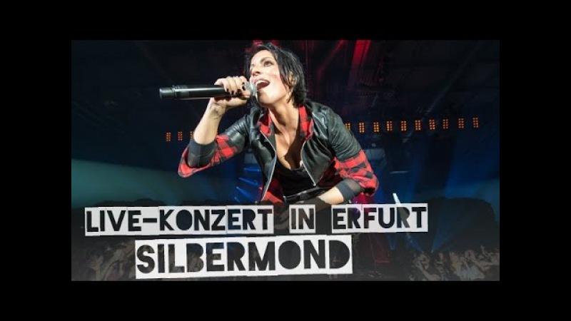 Silbermond live Tränen, Crowdsurfing und Konfetti!