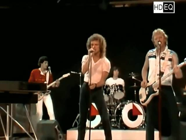 Foreigner - Waiting For A Girl Like You - ( Buena Calidad ) HD