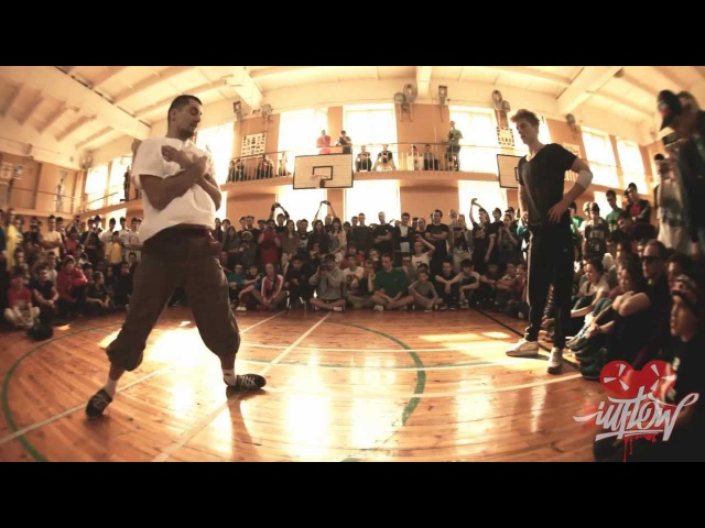 PetAir (Reckless) vs Gymnast (East Side BBoys) | COMBOnation