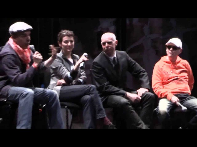 Interview with the Pet Shop Boys at Sadler's Wells Theatre 24.03.2011