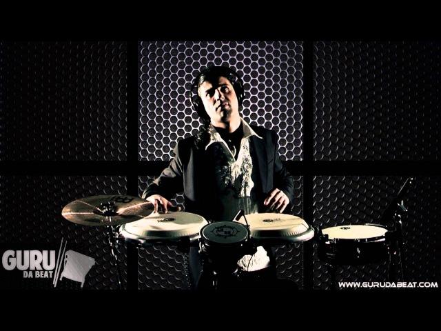 Guru Da Beat - Housemusic incl. live Percussion, Conga, Darbuka, bongo solo @ Studio