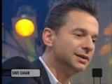 Dave Gahan on the Community ALL MUSIC Italian TV show